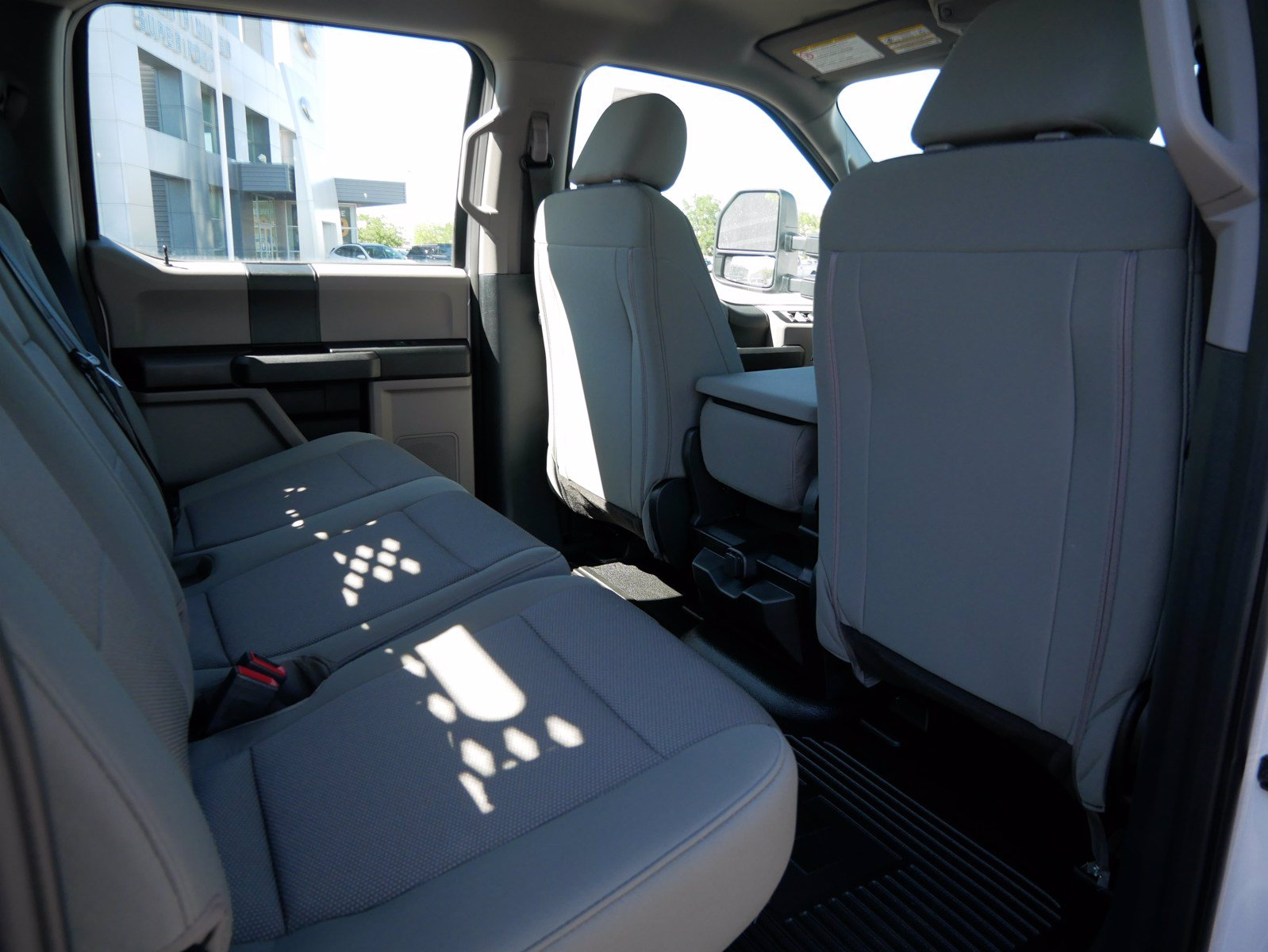 2020 Ford F-550 Crew Cab DRW 4x4, Scelzi SCTFB Contractor Body #63227 - photo 32