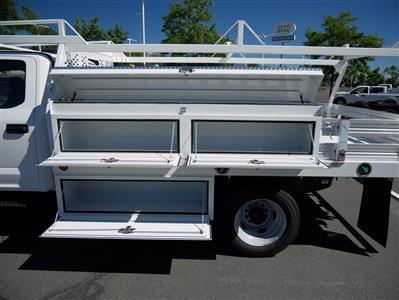 2020 Ford F-550 Crew Cab DRW 4x4, Scelzi SCTFB Contractor Body #63227 - photo 27