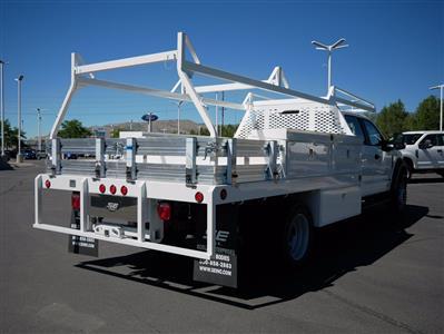 2020 Ford F-550 Crew Cab DRW 4x4, Scelzi SCTFB Contractor Body #63227 - photo 2