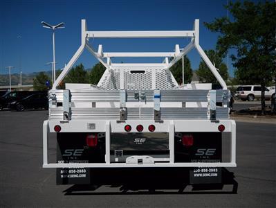 2020 Ford F-550 Crew Cab DRW 4x4, Scelzi SCTFB Contractor Body #63227 - photo 5