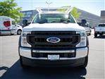 2020 Ford F-550 Crew Cab DRW 4x4, Scelzi SCTFB Contractor Body #63227 - photo 9