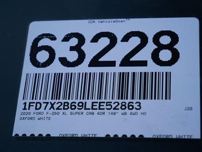 2020 Ford F-250 Super Cab 4x4, Scelzi Signature Service Body #63228 - photo 40