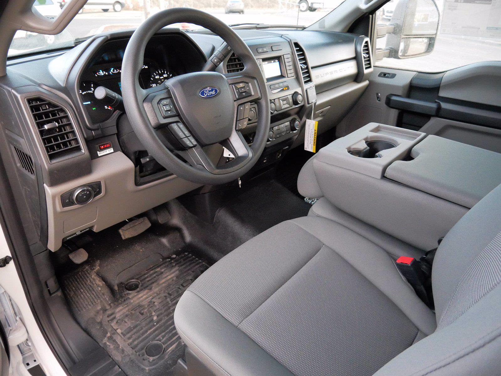 2020 Ford F-550 Regular Cab DRW 4x4, Scelzi Dump Body #63233 - photo 13