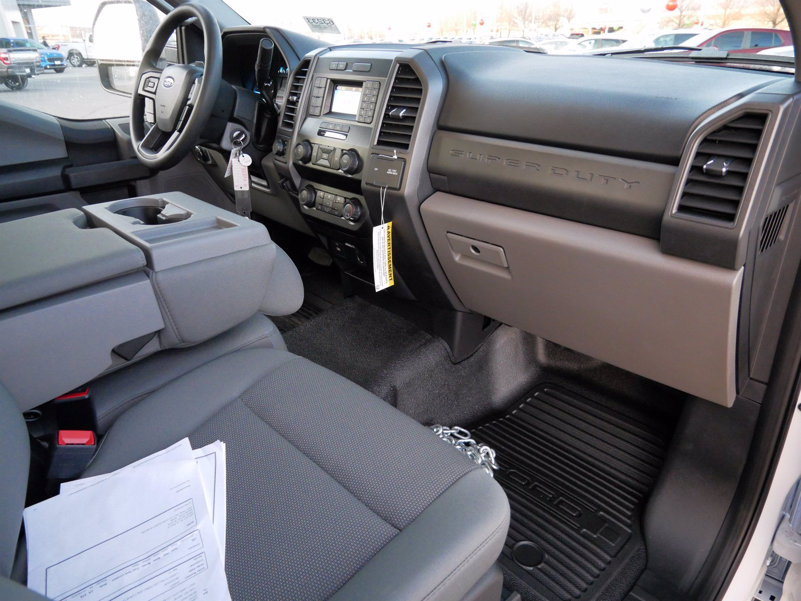 2020 Ford F-550 Regular Cab DRW AWD, Scelzi Dump Body #63233 - photo 20