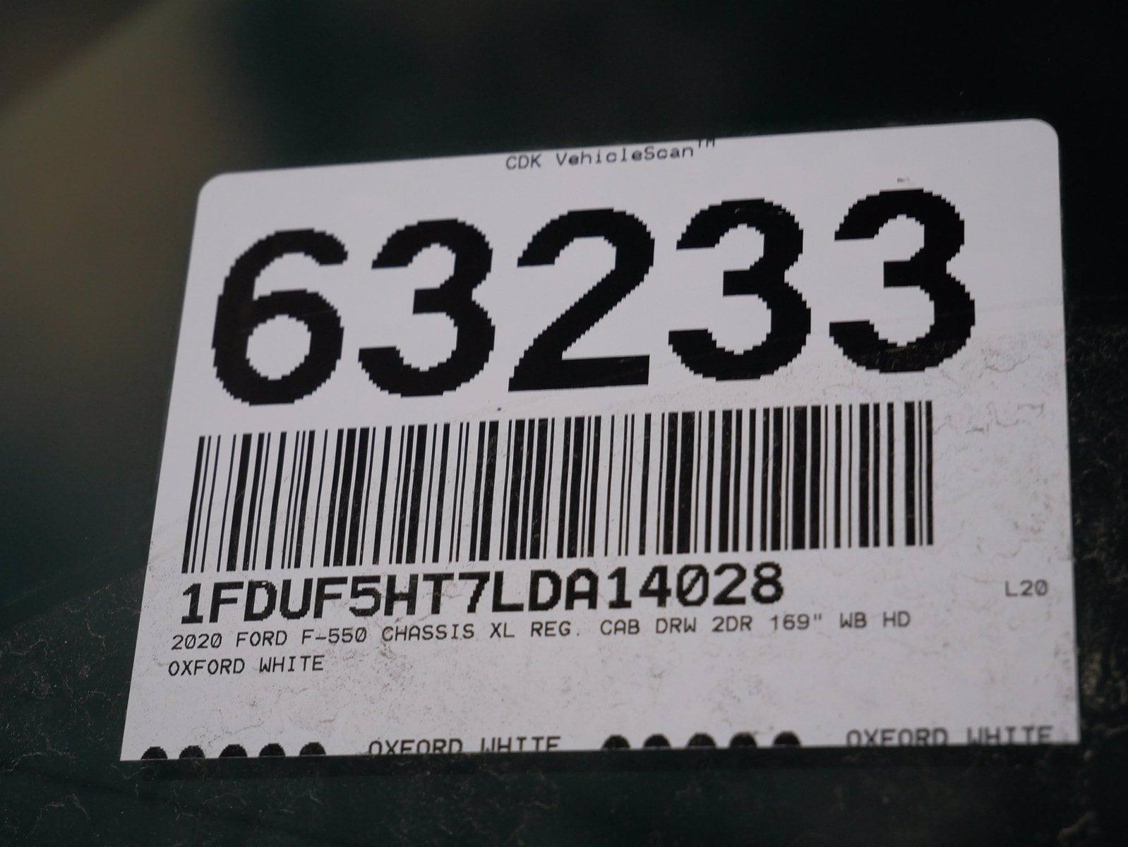 2020 Ford F-550 Regular Cab DRW 4x4, Scelzi Dump Body #63233 - photo 26