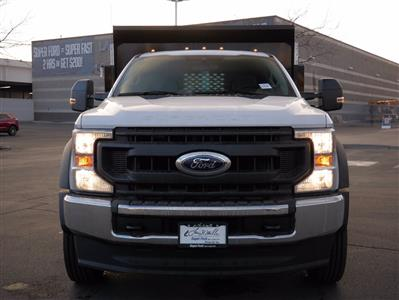 2020 Ford F-550 Regular Cab DRW AWD, Scelzi Dump Body #63233 - photo 9