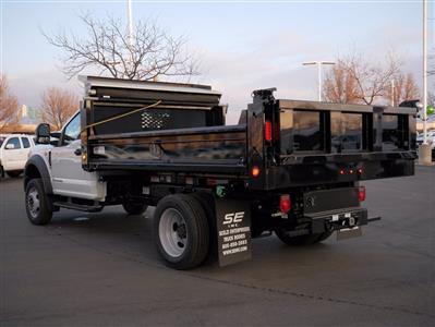 2020 Ford F-550 Regular Cab DRW 4x4, Scelzi Dump Body #63233 - photo 2