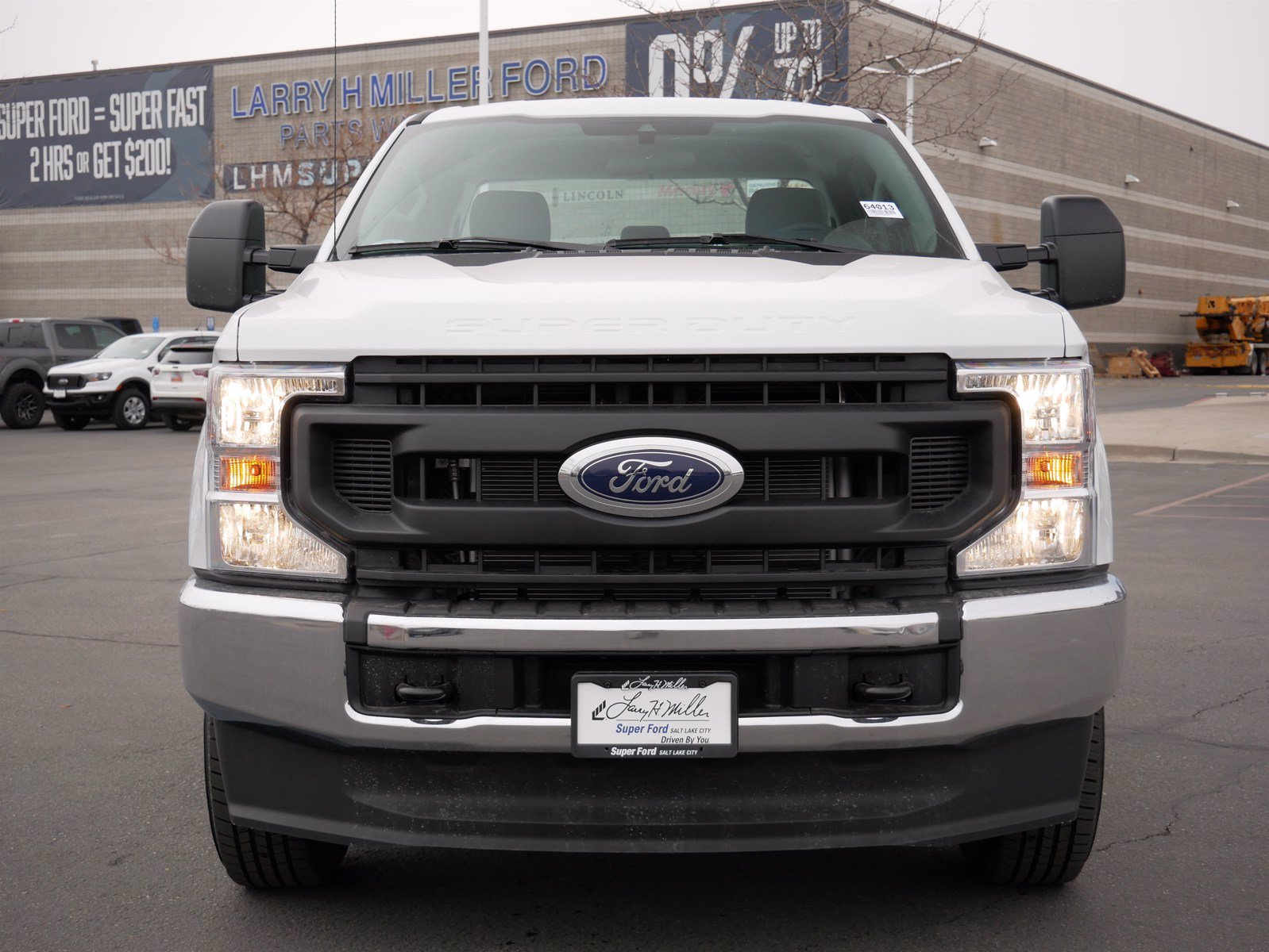 2021 Ford F-250 Super Cab 4x4, Pickup #64013 - photo 8