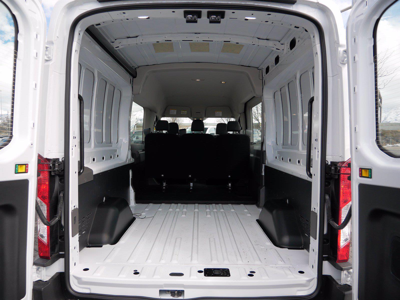 2021 Ford Transit 250 Medium Roof AWD, Empty Cargo Van #64026 - photo 1