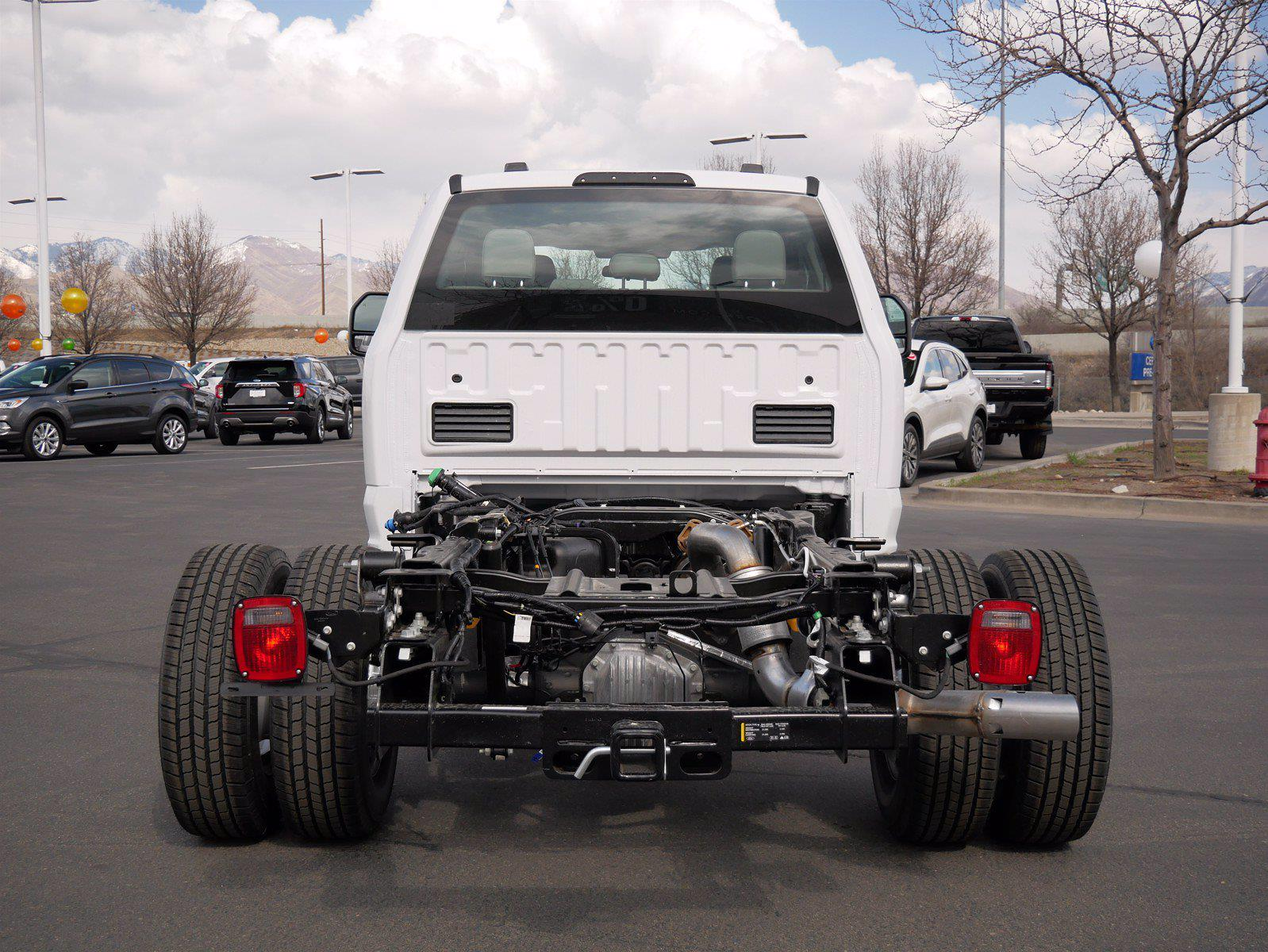 2021 Ford F-350 Super Cab DRW 4x4, Cab Chassis #64047 - photo 6
