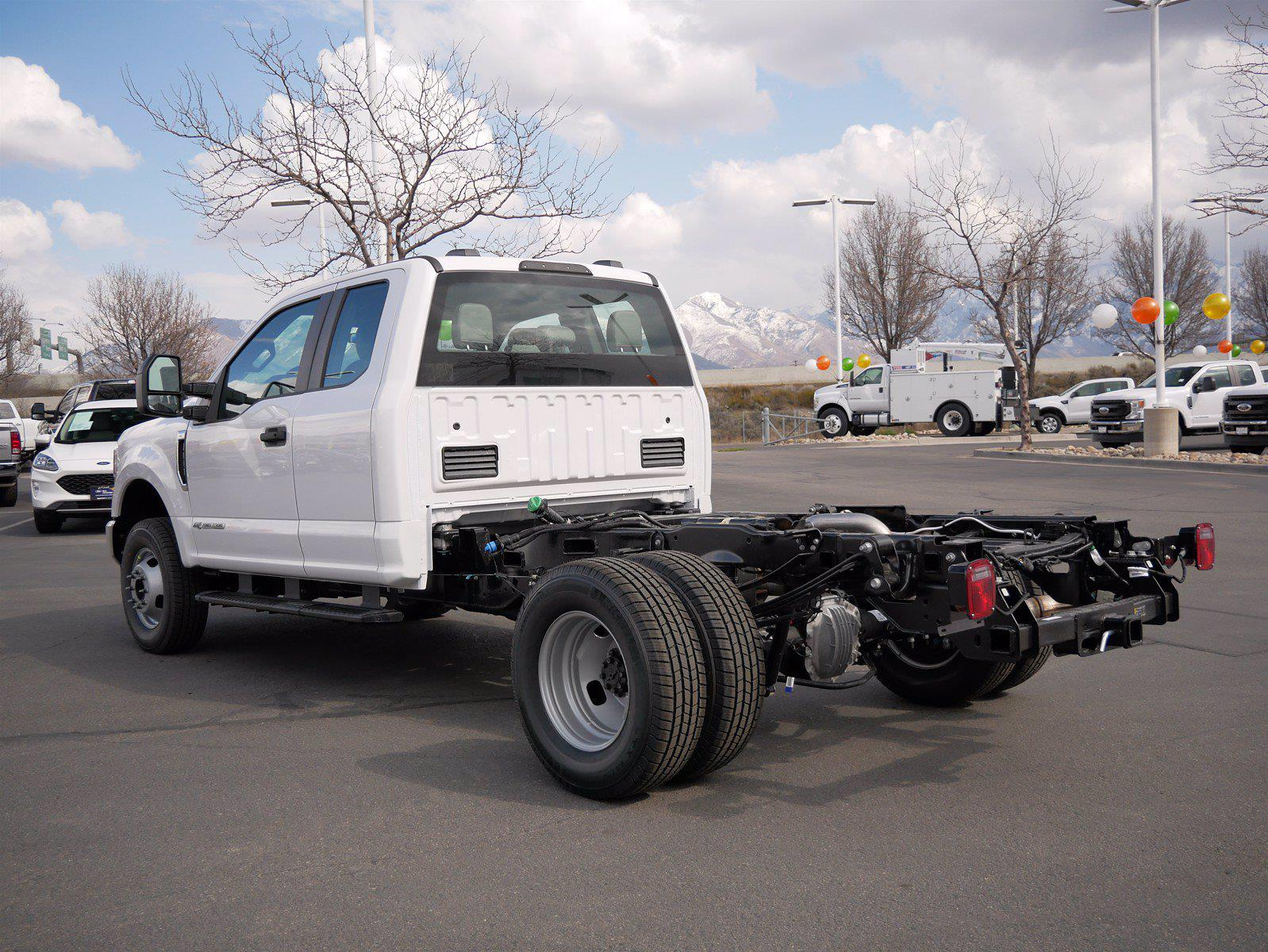 2021 Ford F-350 Super Cab DRW 4x4, Cab Chassis #64047 - photo 1
