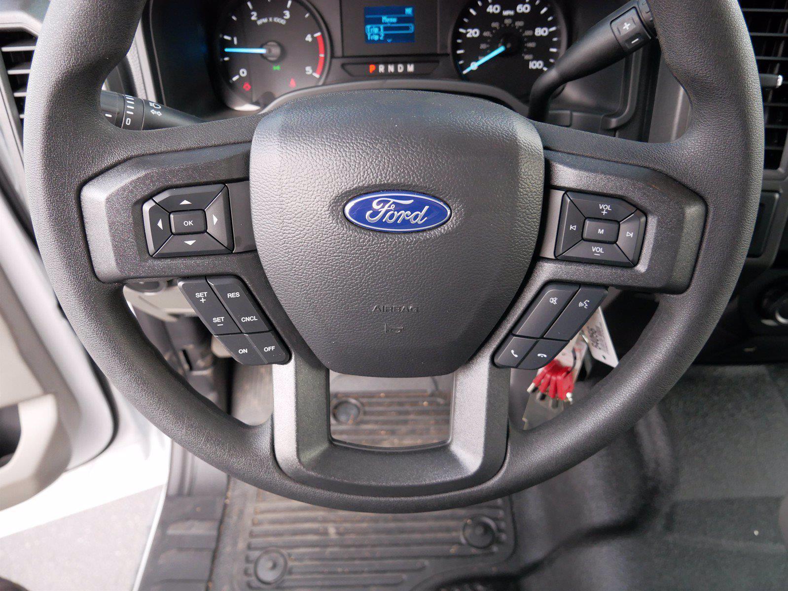 2021 Ford F-550 Crew Cab DRW 4x4, Scelzi SCTFB Contractor Body #64056 - photo 16
