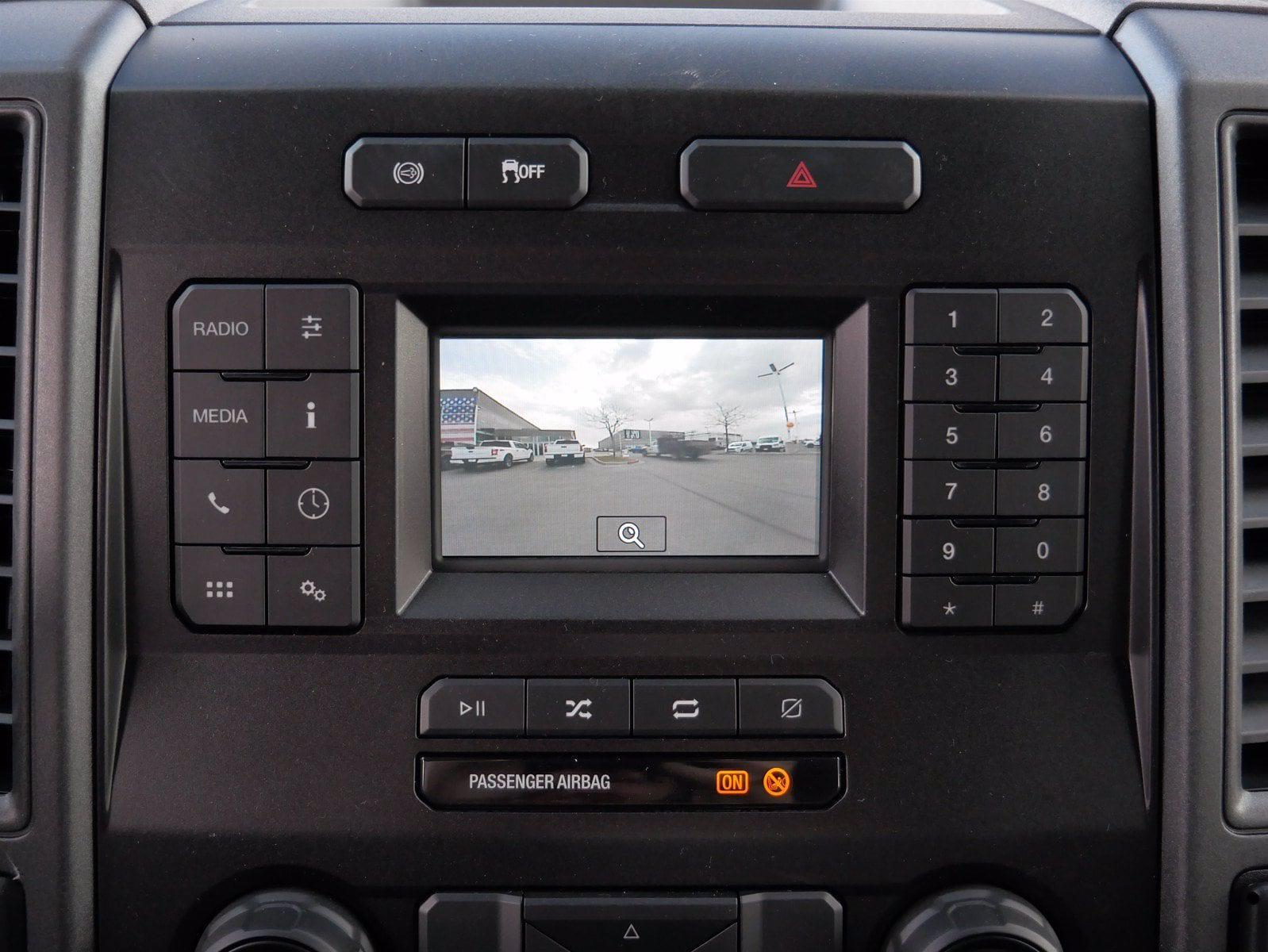 2021 Ford F-550 Crew Cab DRW 4x4, Scelzi SCTFB Contractor Body #64056 - photo 19