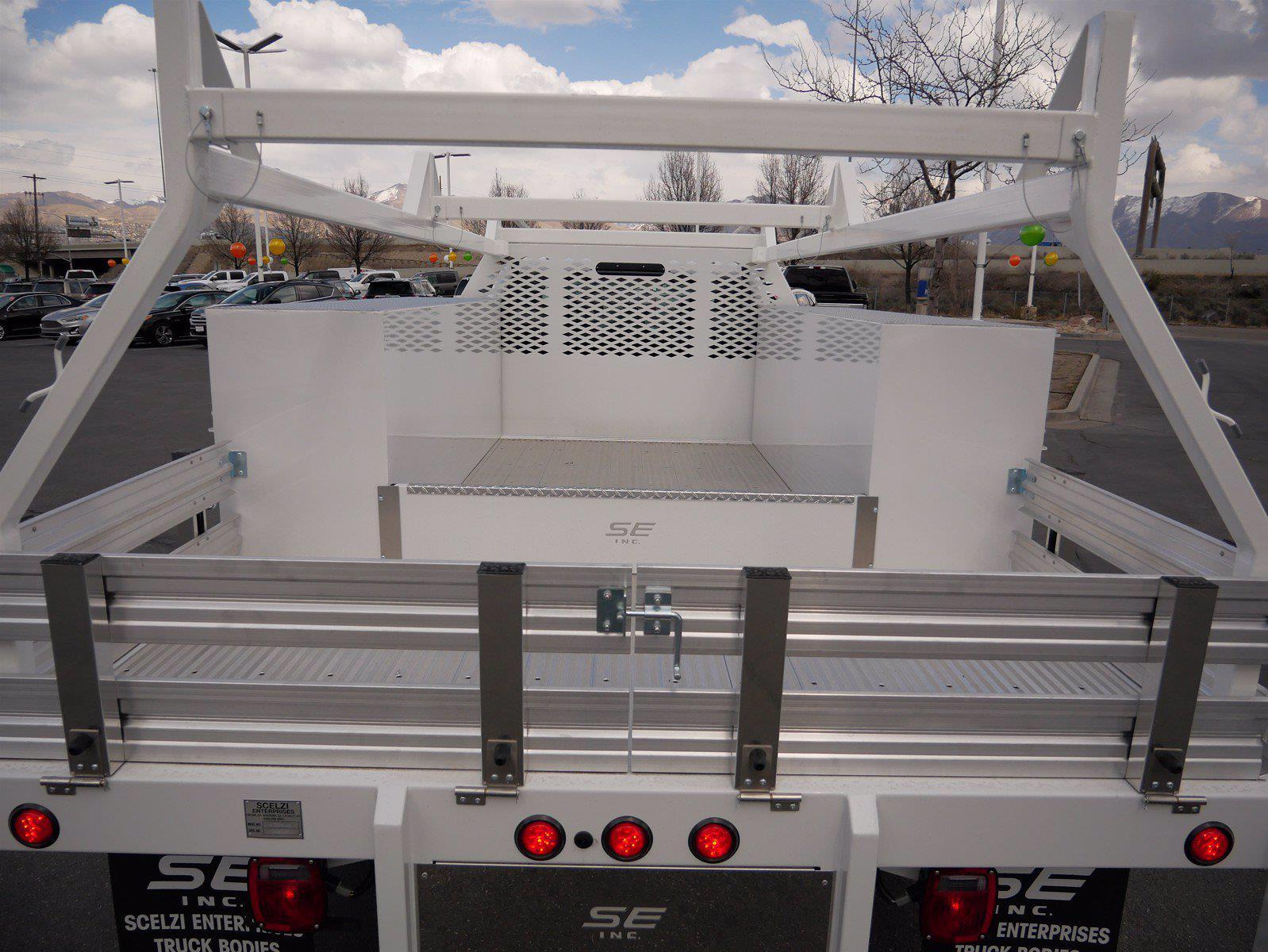 2021 Ford F-550 Crew Cab DRW 4x4, Scelzi SCTFB Contractor Body #64056 - photo 26
