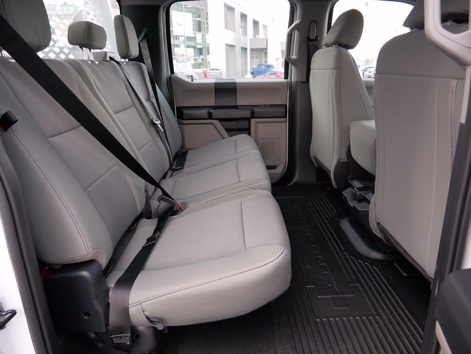 2021 Ford F-550 Crew Cab DRW 4x4, Scelzi SCTFB Contractor Body #64056 - photo 28