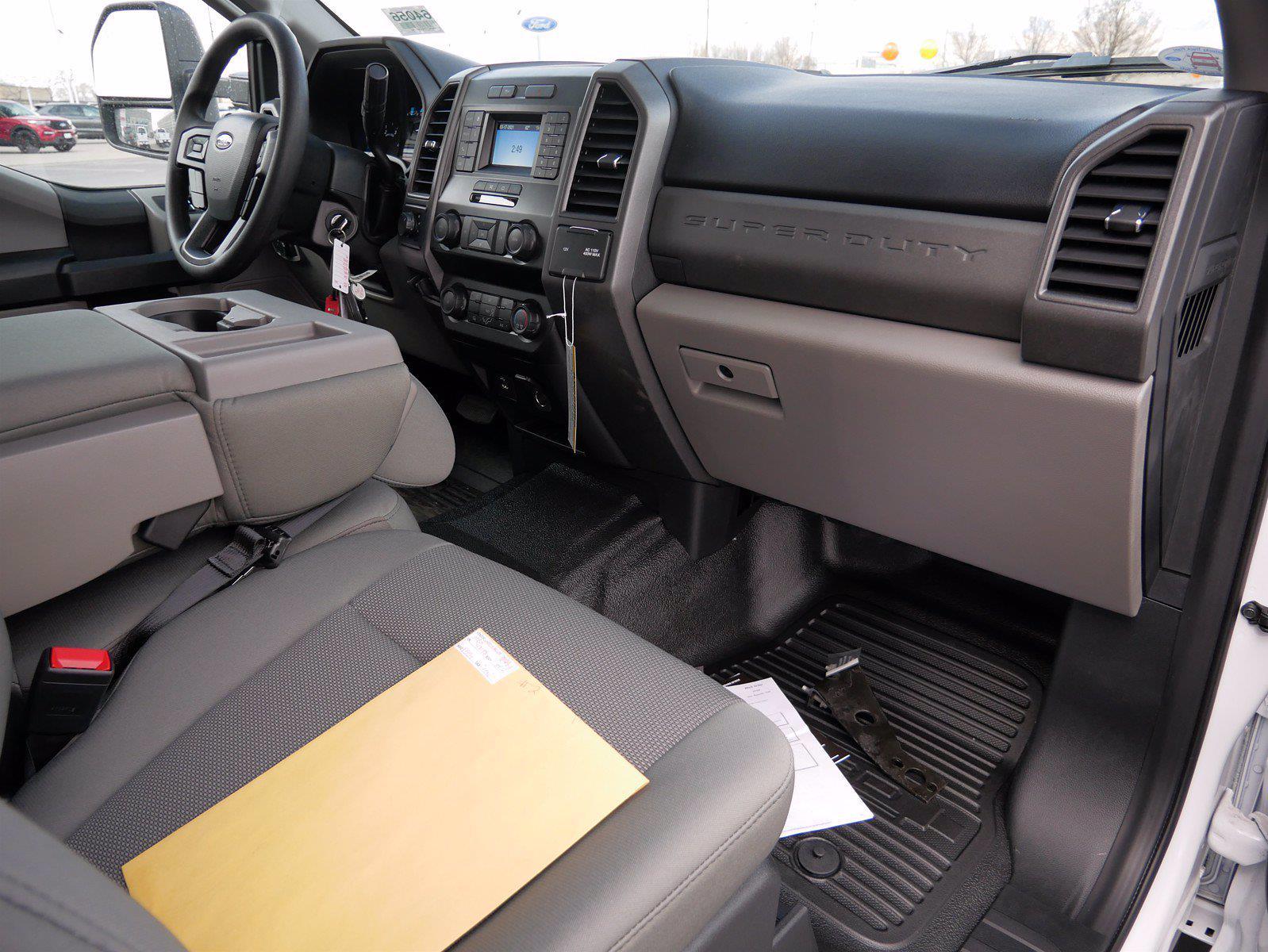 2021 Ford F-550 Crew Cab DRW 4x4, Scelzi SCTFB Contractor Body #64056 - photo 33