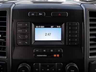 2021 Ford F-550 Crew Cab DRW 4x4, Scelzi SCTFB Contractor Body #64056 - photo 18