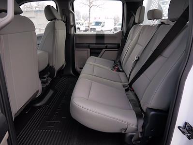 2021 Ford F-550 Crew Cab DRW 4x4, Scelzi SCTFB Contractor Body #64056 - photo 22