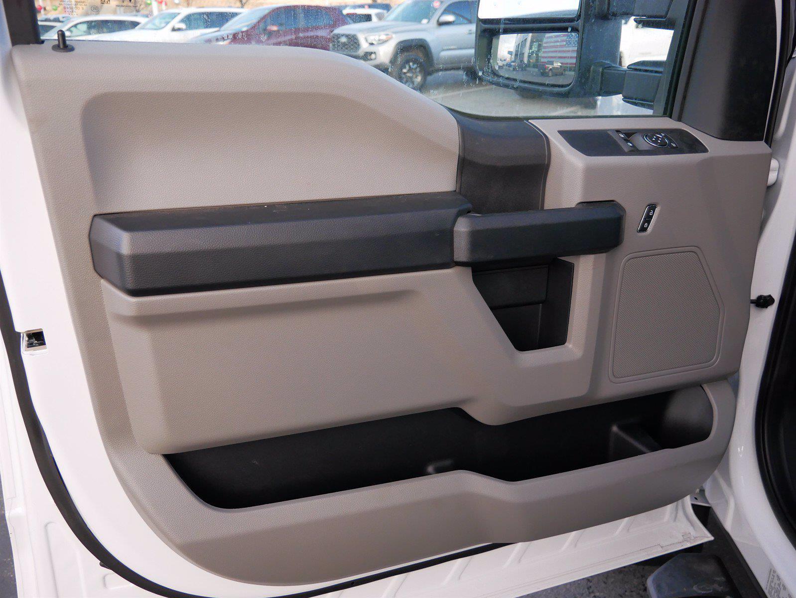 2021 Ford F-550 Regular Cab DRW 4x4, Scelzi Dump Body #64083 - photo 11