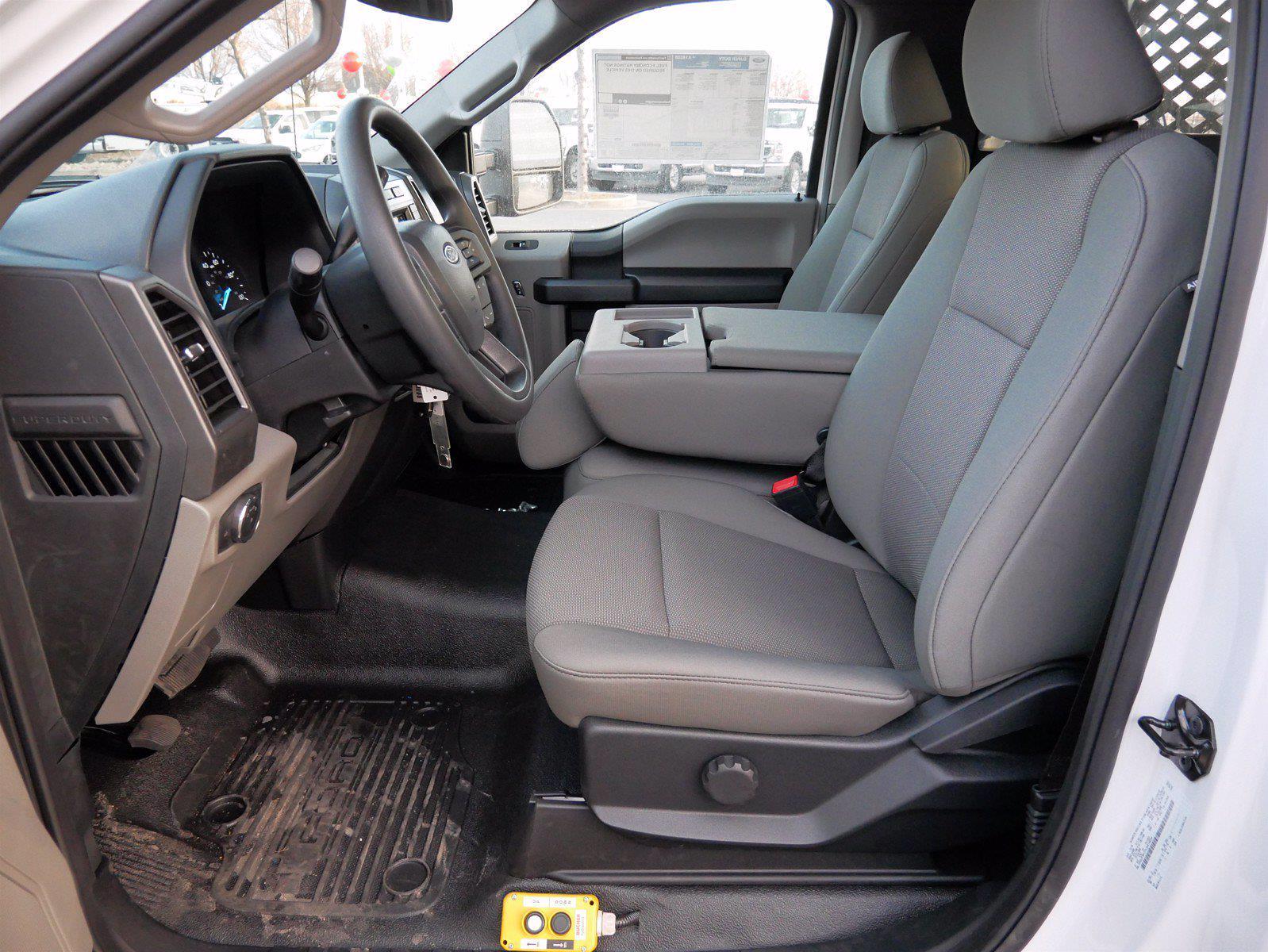 2021 Ford F-550 Regular Cab DRW 4x4, Scelzi Dump Body #64083 - photo 13