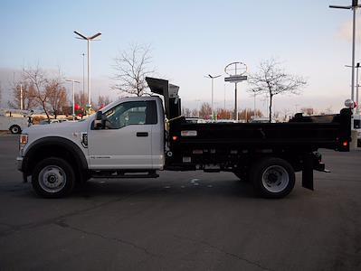 2021 Ford F-550 Regular Cab DRW 4x4, Scelzi Dump Body #64083 - photo 6