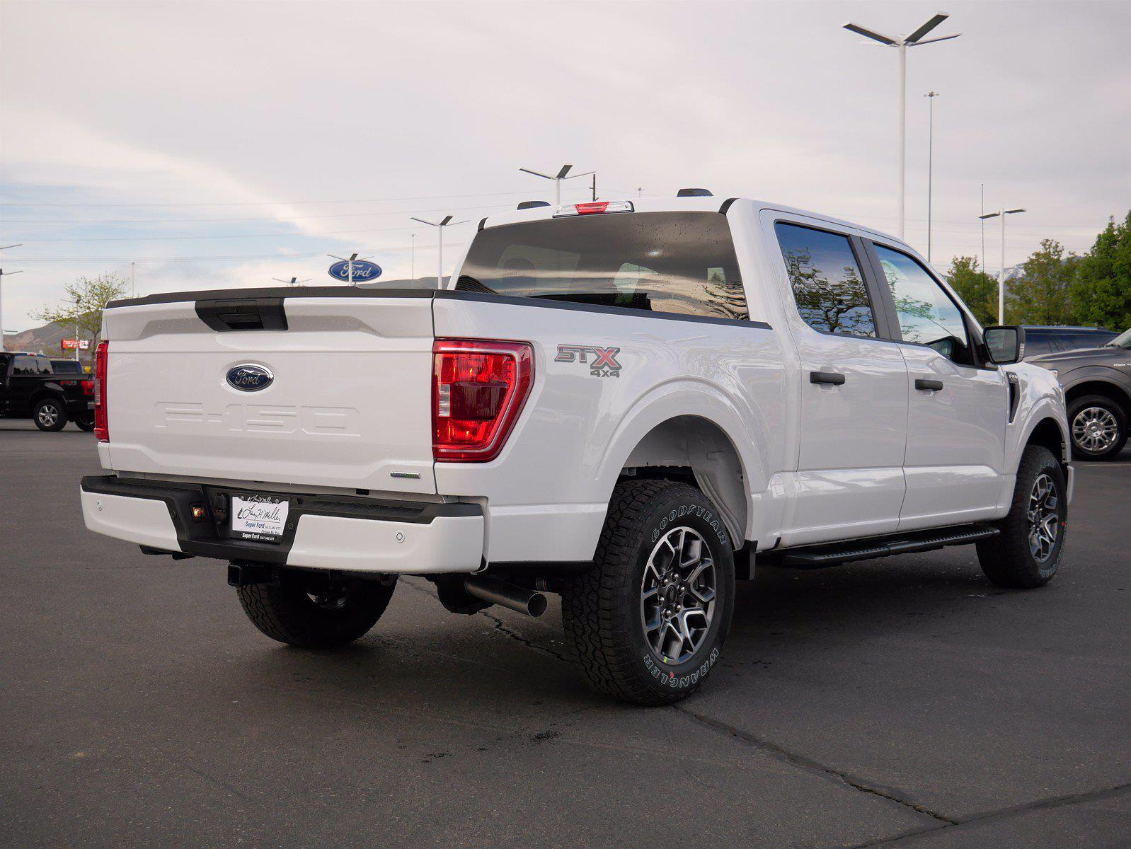 2021 Ford F-150 SuperCrew Cab 4x4, Pickup #64090 - photo 4