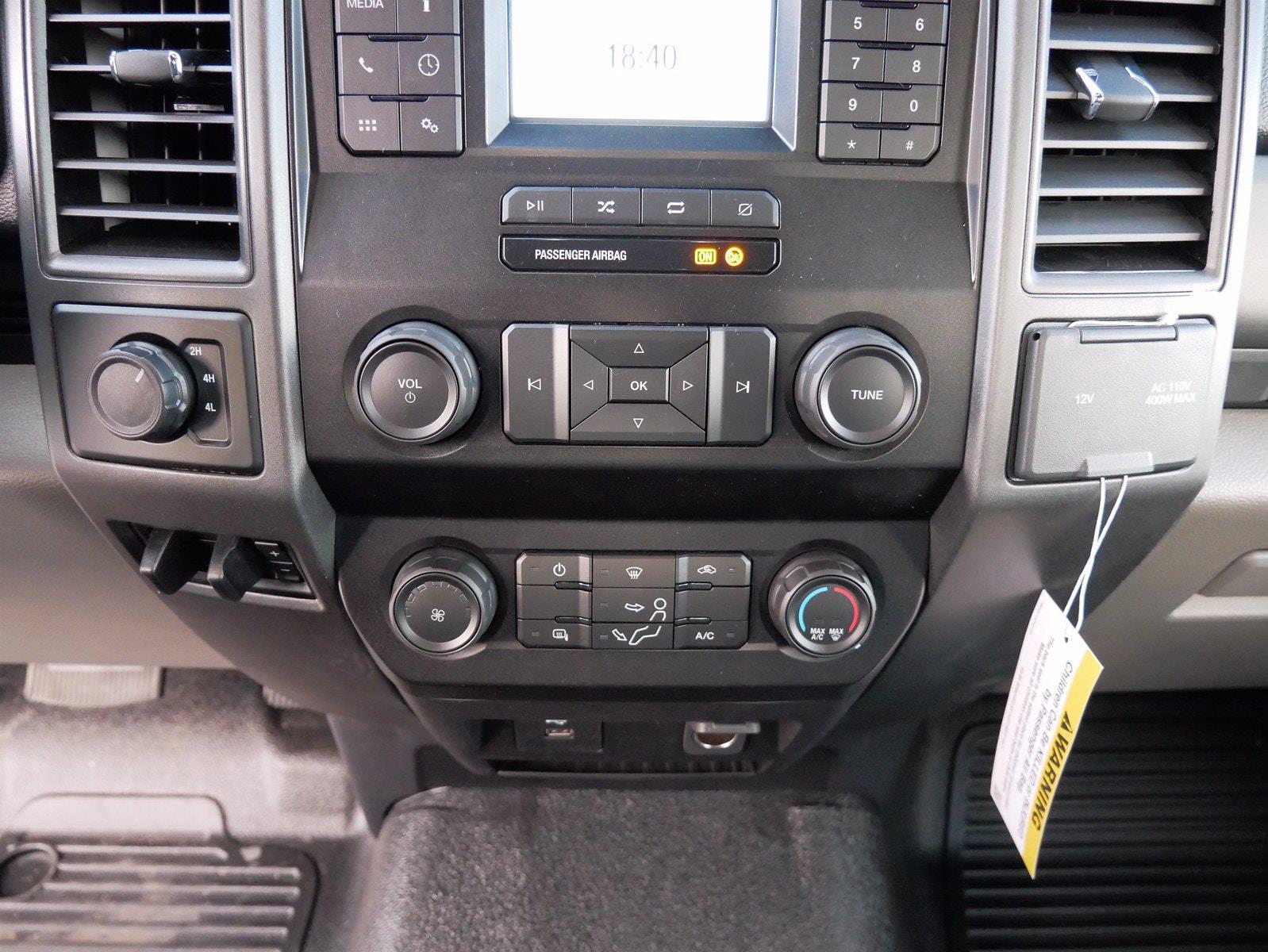 2021 Ford F-550 Regular Cab DRW 4x4, Scelzi Dump Body #64096 - photo 18