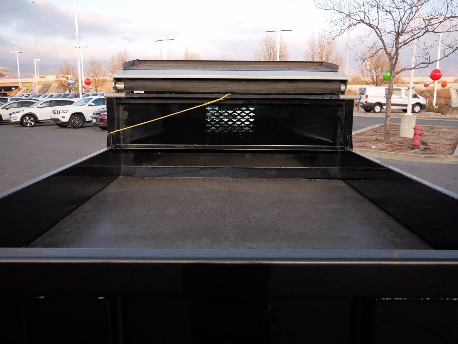 2021 Ford F-550 Regular Cab DRW 4x4, Scelzi Dump Body #64096 - photo 20