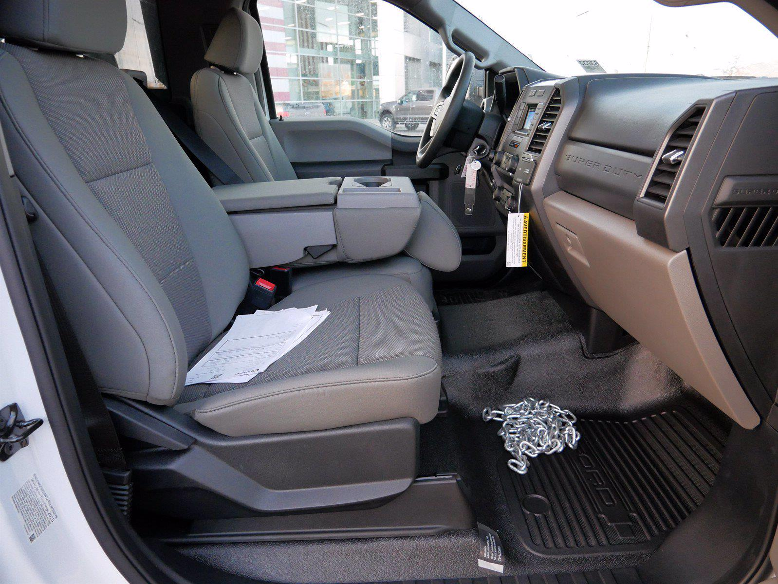 2021 Ford F-550 Regular Cab DRW 4x4, Scelzi Dump Body #64096 - photo 22