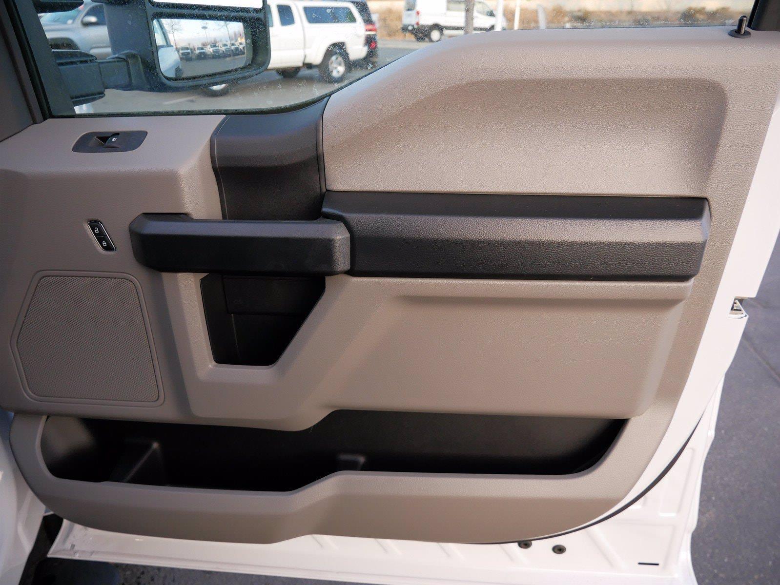 2021 Ford F-550 Regular Cab DRW 4x4, Scelzi Dump Body #64096 - photo 24