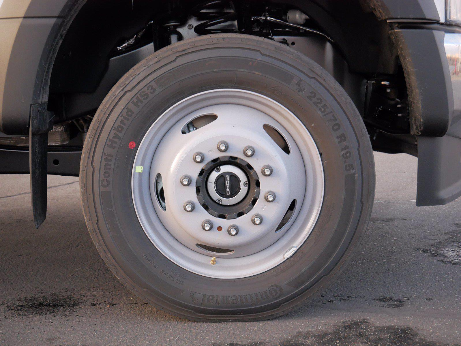 2021 Ford F-550 Regular Cab DRW 4x4, Scelzi Dump Body #64096 - photo 25