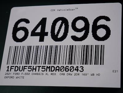 2021 Ford F-550 Regular Cab DRW 4x4, Scelzi Dump Body #64096 - photo 26