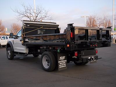 2021 Ford F-550 Regular Cab DRW 4x4, Scelzi Dump Body #64096 - photo 2