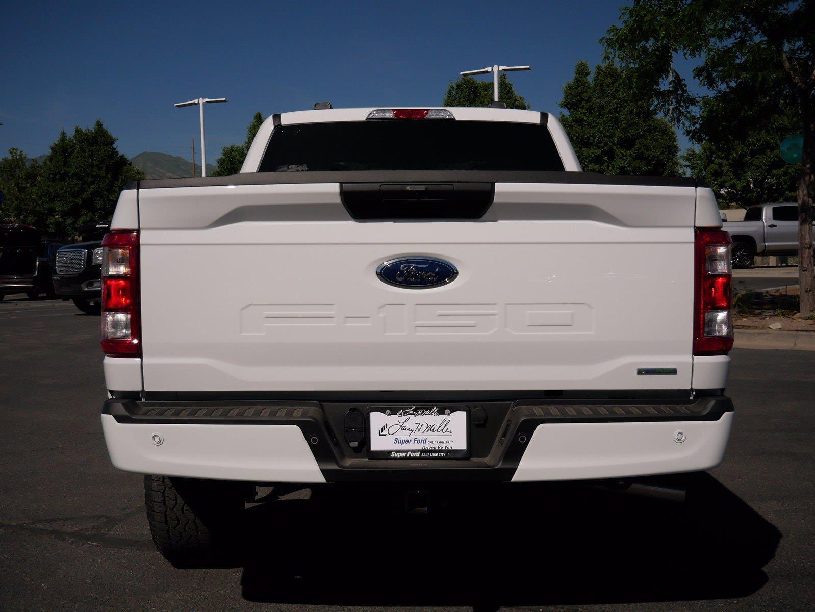 2021 Ford F-150 Super Cab 4x4, Pickup #64106 - photo 6