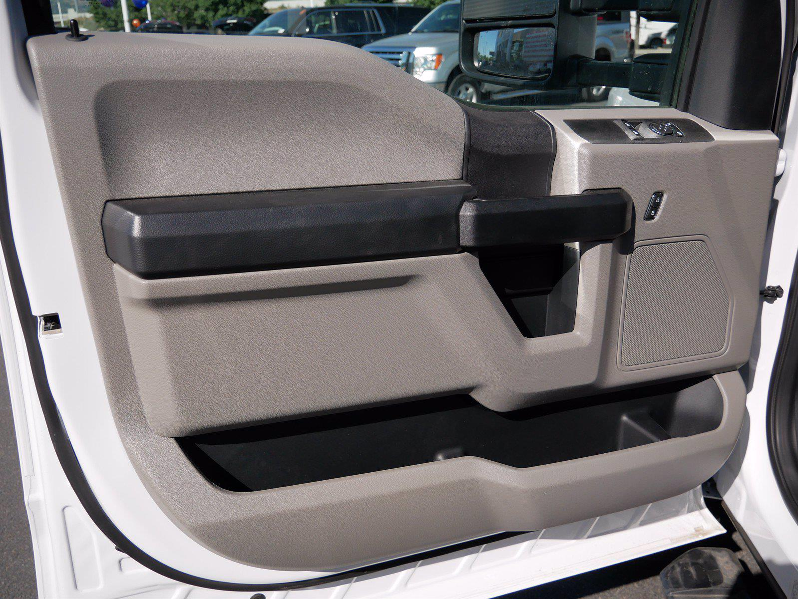 2021 F-550 Regular Cab DRW 4x4,  Scelzi SFB Stake Bed #64117 - photo 10