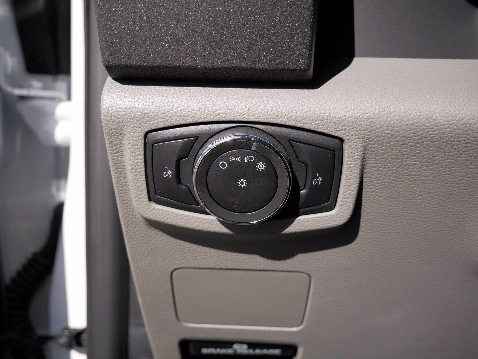 2021 Ford F-550 Regular Cab DRW 4x4, Scelzi SFB Stake Bed #64117 - photo 15