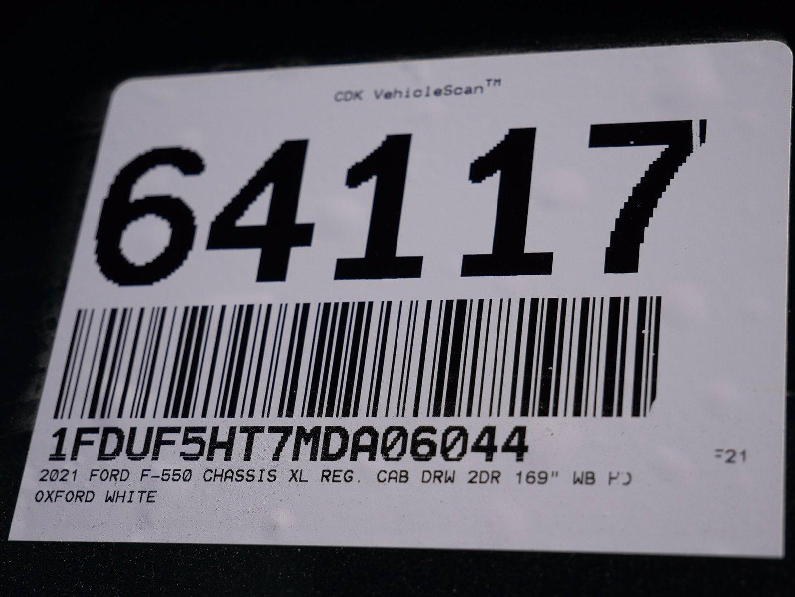 2021 F-550 Regular Cab DRW 4x4,  Scelzi SFB Stake Bed #64117 - photo 25