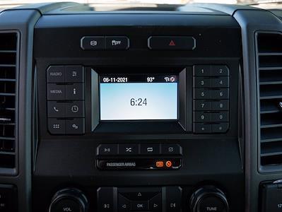 2021 Ford F-550 Regular Cab DRW 4x4, Scelzi SFB Stake Bed #64117 - photo 19