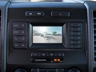 2021 Ford F-550 Regular Cab DRW 4x4, Scelzi SFB Stake Bed #64117 - photo 20