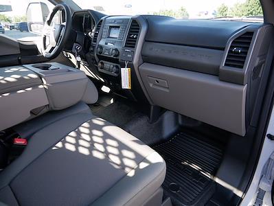 2021 Ford F-550 Regular Cab DRW 4x4, Scelzi SFB Stake Bed #64117 - photo 24