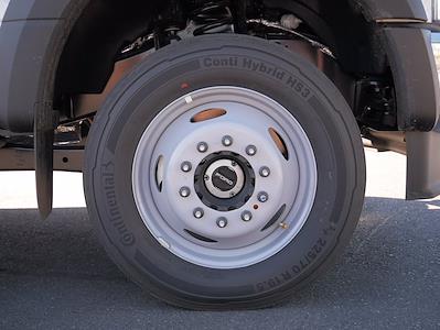2021 Ford F-550 Regular Cab DRW 4x4, Scelzi SFB Stake Bed #64117 - photo 26