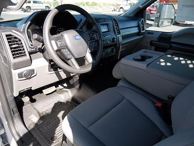 2021 Ford F-550 Regular Cab DRW 4x4, Scelzi SFB Stake Bed #64117 - photo 7