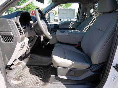 2021 Ford F-550 Regular Cab DRW 4x4, Scelzi SFB Stake Bed #64117 - photo 8