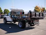 2021 F-550 Regular Cab DRW 4x4,  Scelzi Dump Body #64135 - photo 7
