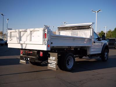 2021 F-450 Regular Cab DRW 4x4,  Scelzi Dump Body #64183 - photo 2