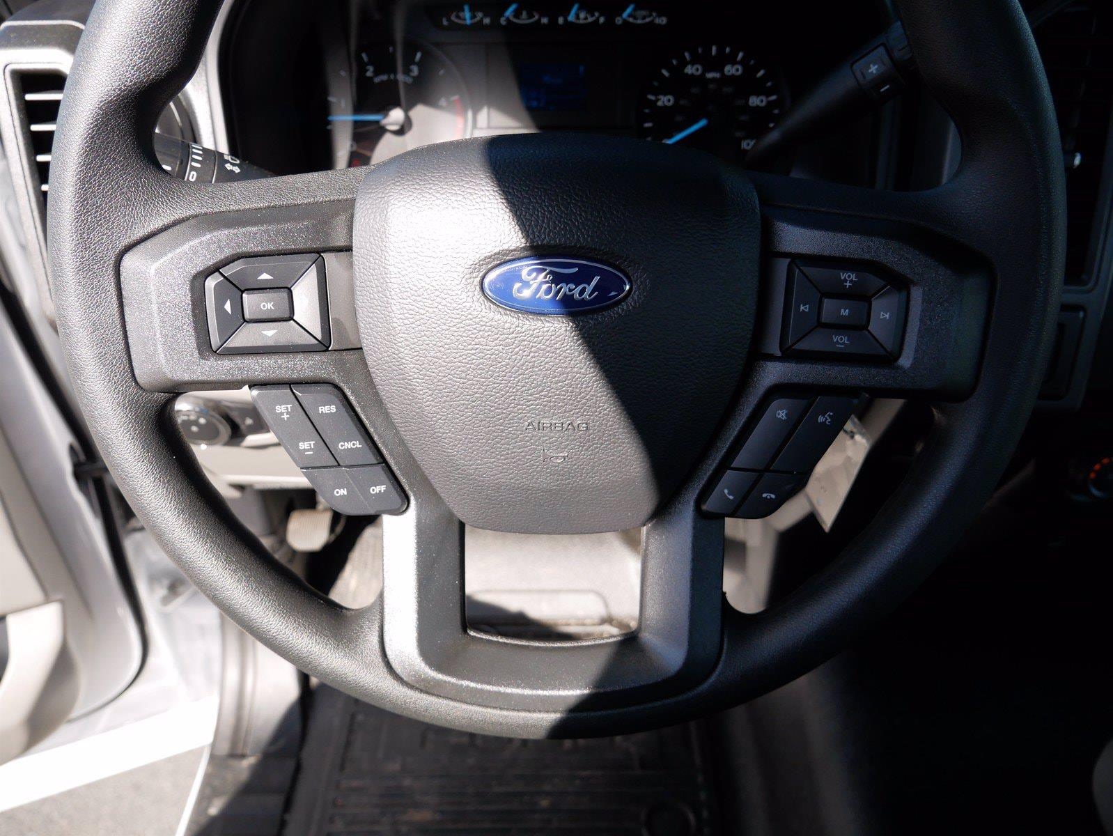 2021 Ford F-450 Regular Cab DRW 4x4, Cab Chassis #64405 - photo 17