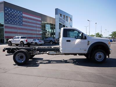 2021 Ford F-450 Regular Cab DRW 4x4, Cab Chassis #64405 - photo 3