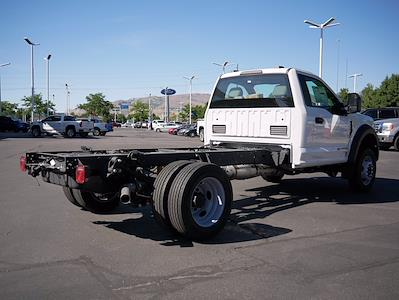 2021 Ford F-450 Regular Cab DRW 4x4, Cab Chassis #64405 - photo 4
