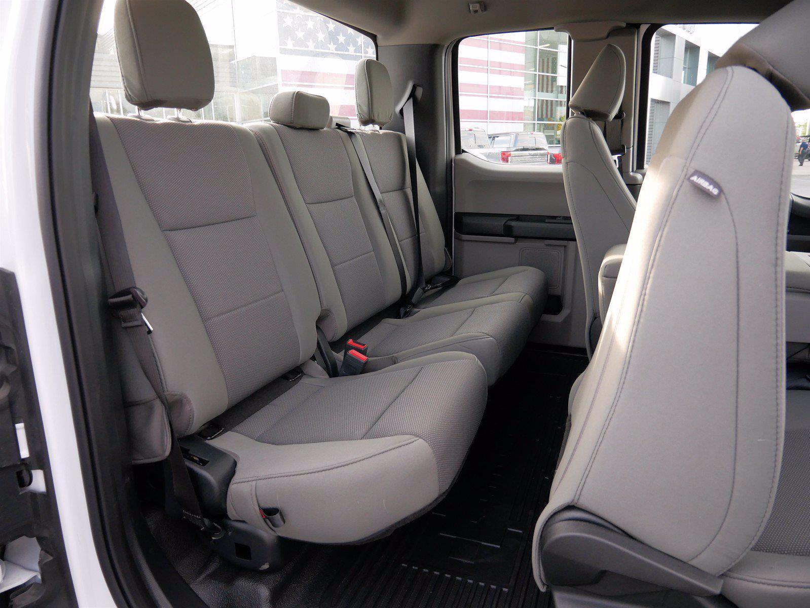 2021 Ford F-250 Super Cab 4x4, Pickup #64408 - photo 22