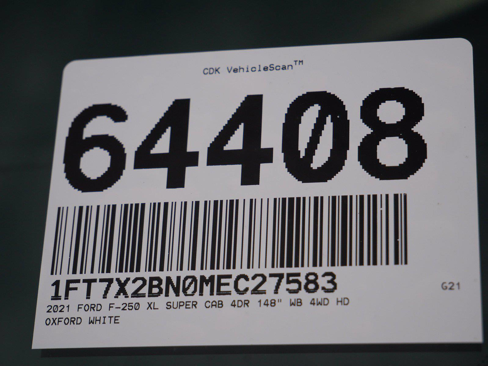 2021 Ford F-250 Super Cab 4x4, Pickup #64408 - photo 33